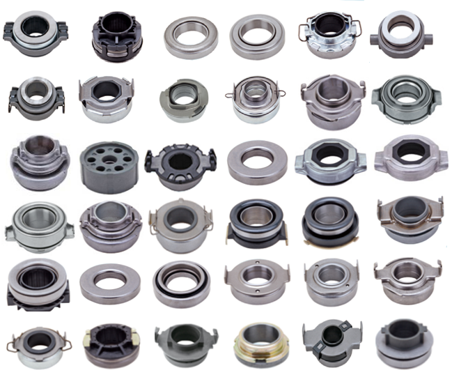 China clutch release bearings manufacturer