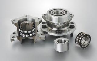 wheel hub bearigs