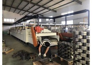 chinese wheel bearing factory