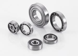 Deep groove ball bearings grade