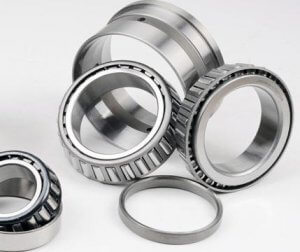 tapered roller bearings feature