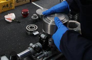 wheel bearing factory