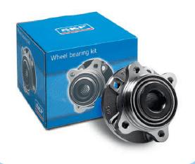 SKF VKBA flange wheel bearing