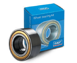 SKF VKBA wheel bearing