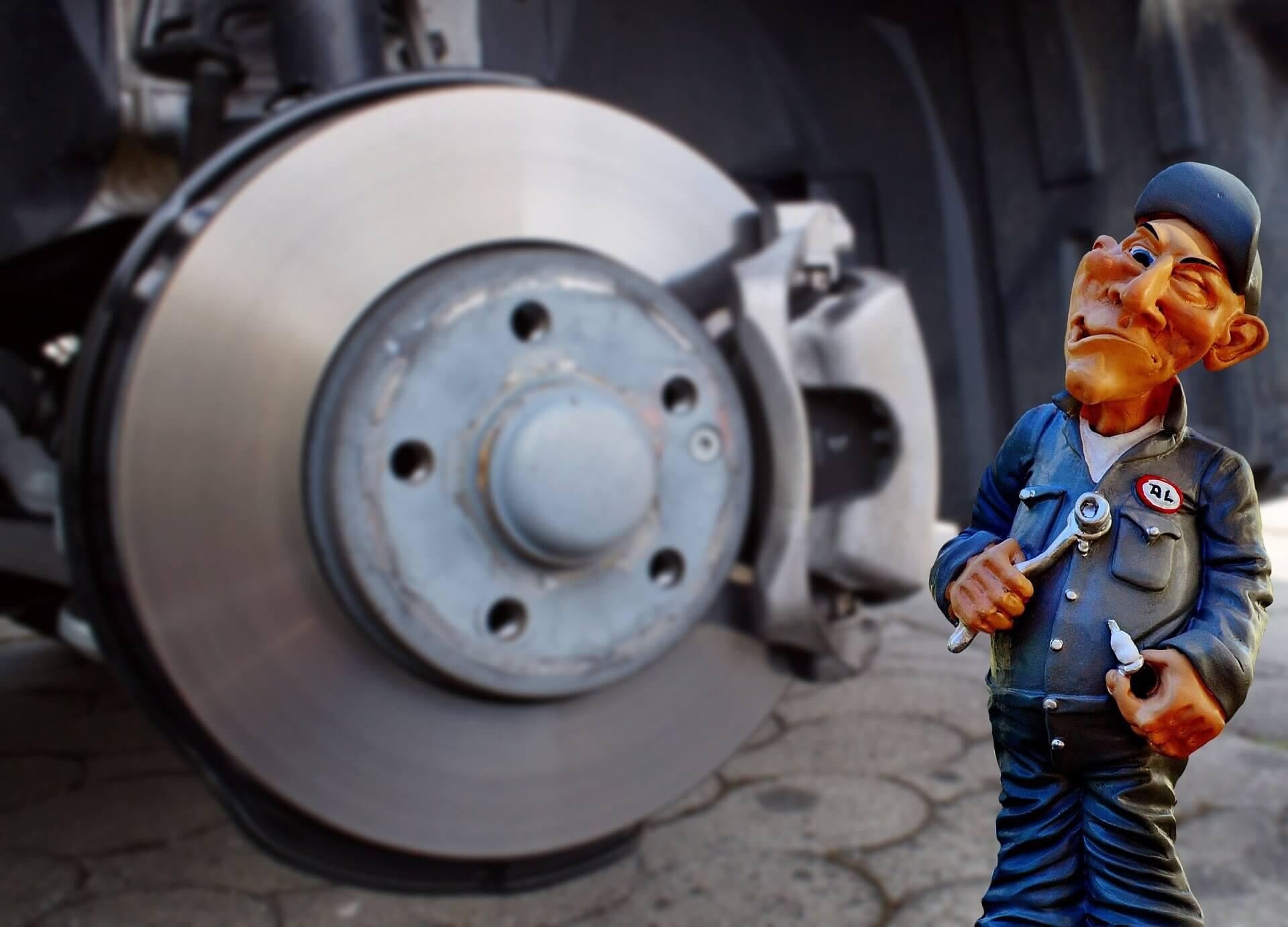 wheel hub bearing replacement