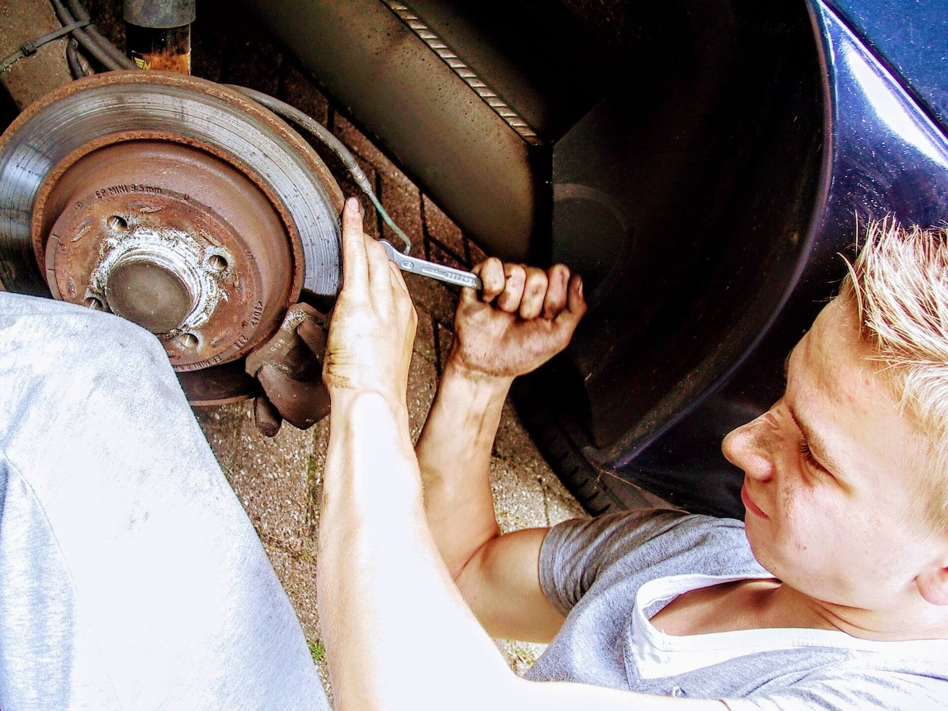 wheel bearing replacement01